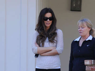 Kate Beckinsale Out And About Candids In Beverly Hills