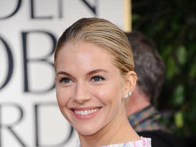 Sienna Miller Golden Globe Awards