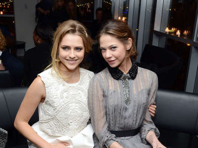 Teresa Palmer Warm Bodies Screening After Party In New York