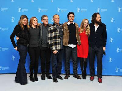 Amanda Seyfried Lovelace Press Conference At The 63rd Berlin International Film Festival