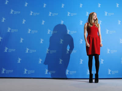 Amanda Seyfried Lovelace Press Conference At The 63rd Berlin International Film Festival