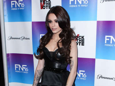 Cher Loyd Friends N Family Pre Grammy Party In Hollywood