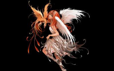 Fantasy Mythical Girls