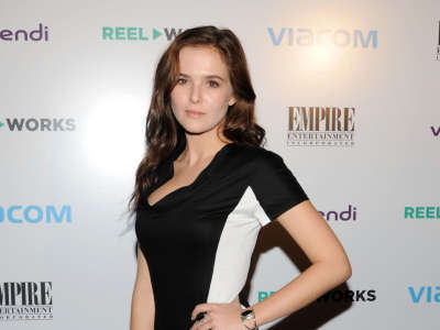 Zoey Deutch Reel Works Benefit Gala In New York