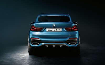 BMW X4 Concept3