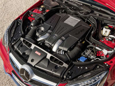 Mercedes Benz E500