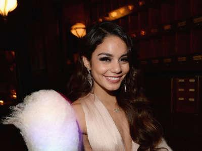 Vanessa Hudgens 25th Birthday Party At No Vacancy In Hollywood