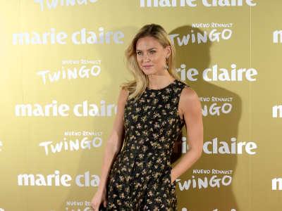 Bar Refaeli Marie Claire Prix De La Moda Awards In Madrid