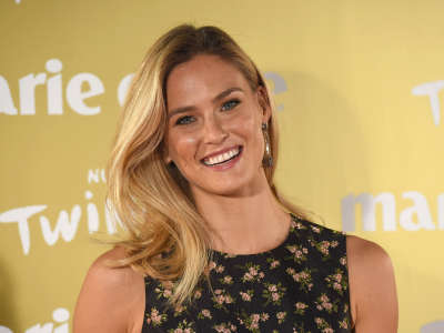 Bar Refaeli Marie Claire Prix De La Moda Awards In Madrid