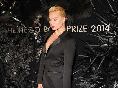 Margot Robbie4 Hugo Boss Prize In New York