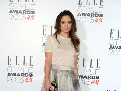 Olivia Wilde Elle Style Awards In London