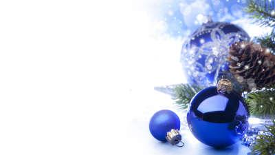 Winter And Christmas Time