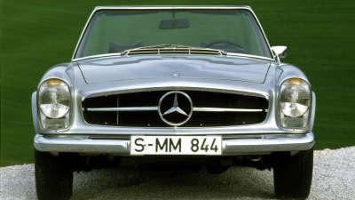 Mercedes BenzSL