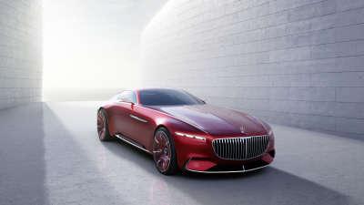 Mercedes Maybach 6