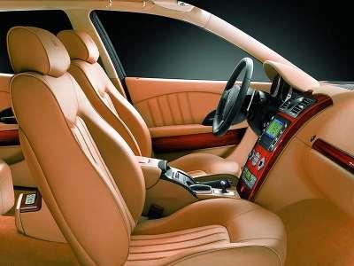 Masserati Quattroporte 2 001