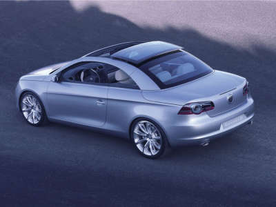 VW Concept C 021