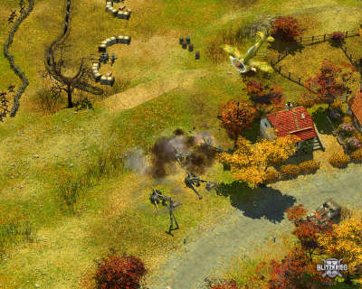 Blitzkrieg2 Shot21 Uk