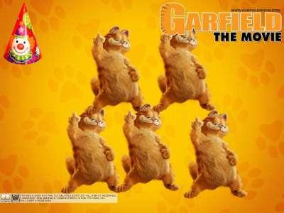 Garfield 001