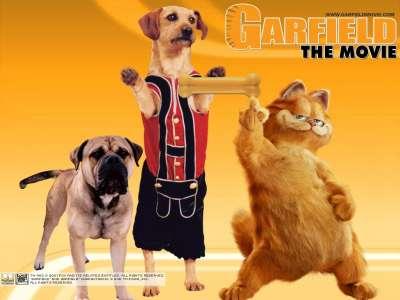 Garfield 007