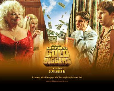 Gold Diggers 004
