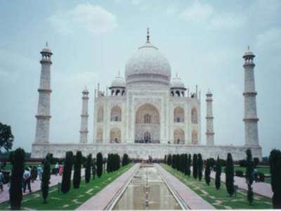 Taj Mahal 14