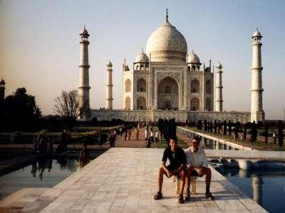Taj Mahal 21