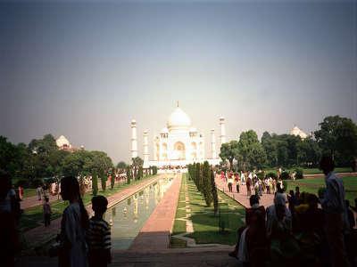 Taj Mahal 38