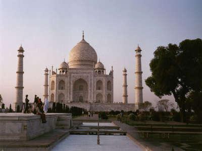 Taj Mahal 43
