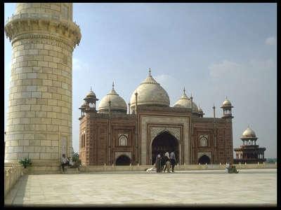 Taj Mahal 45